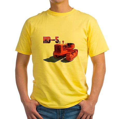 The Heartland Classic HD-5 Cr Yellow T-Shirt