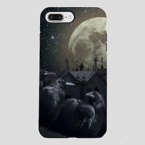 Gothic Crows iPhone 7 Plus Tough Case