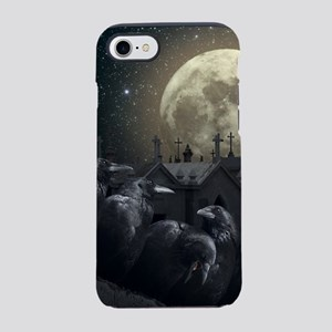 Gothic Crows iPhone 7 Tough Case