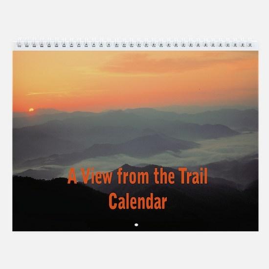 Views From the Trail Wall Calendar
