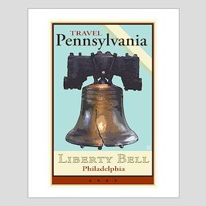 Travel Pennsylvania Small Poster