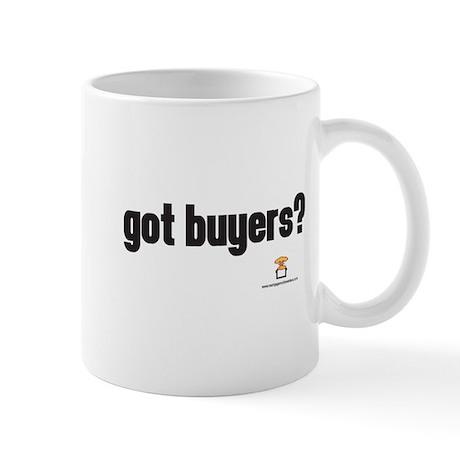 got buyers? - Mug