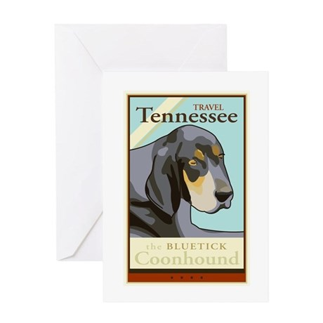 Travel Tennessee Greeting Card