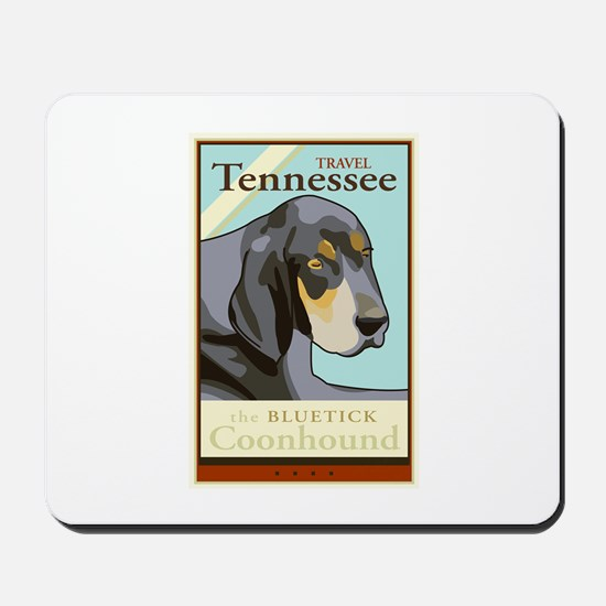 Travel Tennessee Mousepad