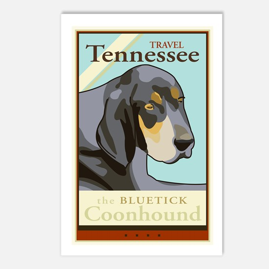 Travel Tennessee Postcards (Package of 8)