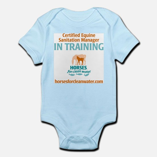 Stall Cleaner IN TRAINING (Infant)