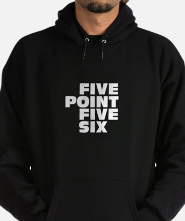 Five Point Five Six Hoodie (dark)