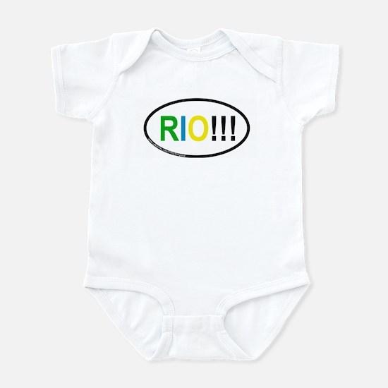 RIO!!! Infant Bodysuit