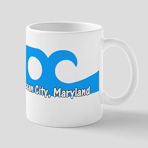 Ocean City Flag Mug