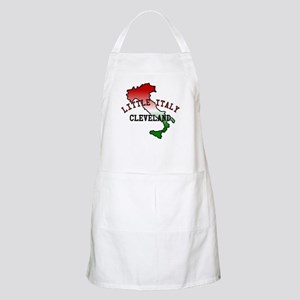 Little Italy Cleveland BBQ Apron