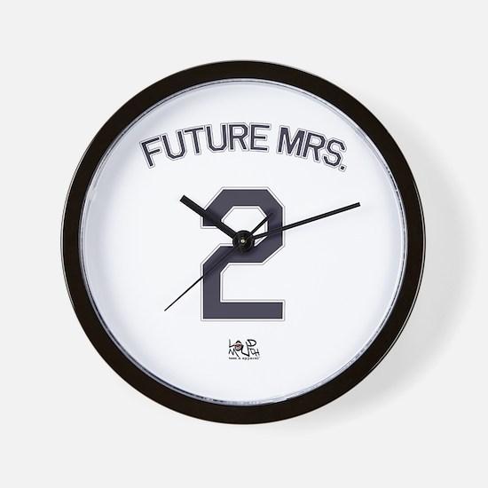 #2 - Future Mrs. Wall Clock