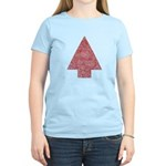 Arrow Tree Red Women's Light T-Shirt