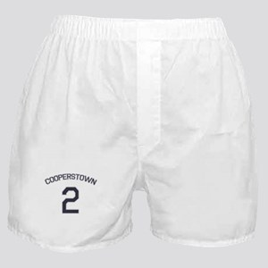 #2 - Cooperstown Boxer Shorts