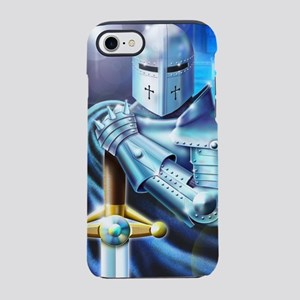 Blue Knight iPhone 7 Tough Case