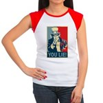 You Lie! Women's Cap Sleeve T-Shirt