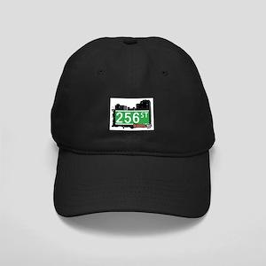256 STREET, QUEENS, NYC Black Cap