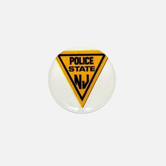 Cute State police Mini Button