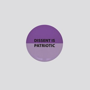 Dissent Mini Button