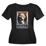 George Washington - American Women's Plus Size Sco