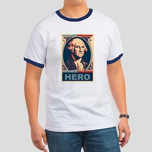 George Washington - American Ringer T