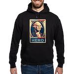 George Washington - American Hoodie (dark)