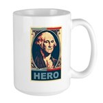 George Washington - American Large Mug
