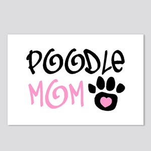 POODLE Postcards (Package of 8)