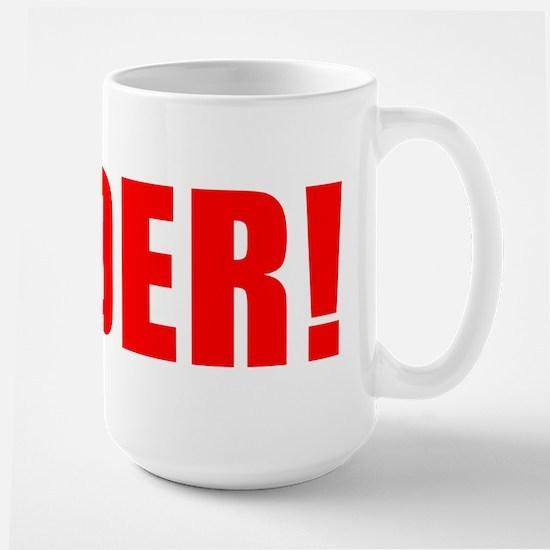 JODER Large Mug