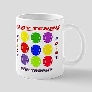 Play Tennis Mug