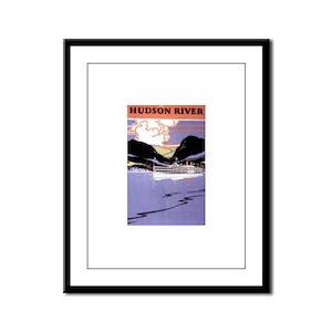 NEW YORK 3 Framed Panel Print
