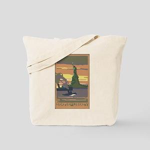 NEW YORK 1 Tote Bag