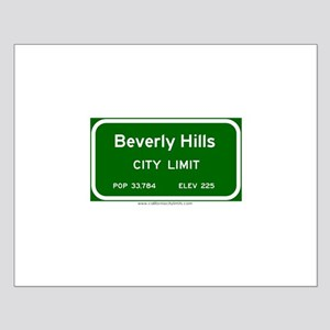 Beverly Hills Small Poster