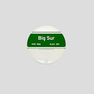 Big Sur Mini Button