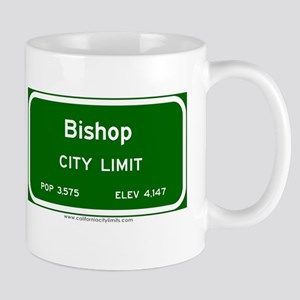 Bishop Mug