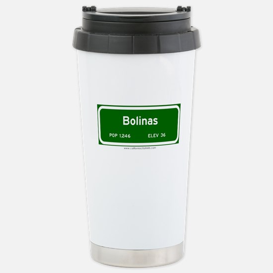 Bolinas Stainless Steel Travel Mug