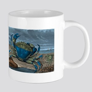 Blue Crabs 20 oz Ceramic Mega Mug