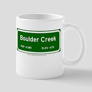 Boulder Creek Mug
