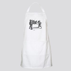 Woodturning BBQ Apron
