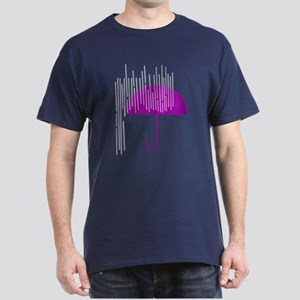 Purple Umbrella T-shirt