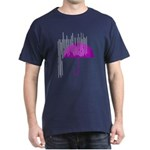 Purple Umbrella T-shirt