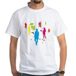Pigeon Crowd T-shirt