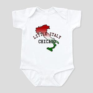 Little Italy Chicago Infant Bodysuit
