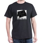 """Size Does Matter"" Black T-Shirt"