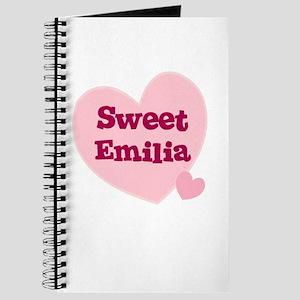 Sweet Emilia Journal