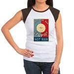 It's the sun stupid Women's Cap Sleeve T-Shirt