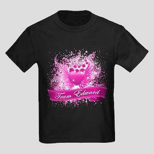 Team Edward Kids Dark T-Shirt