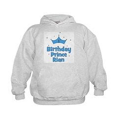 1st Birthday Prince Rian! Hoodie