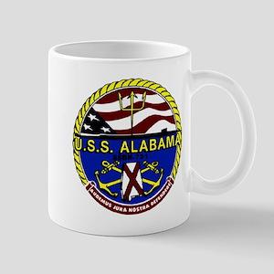 USS Alabama SSBN 731 US Navy Ship Mug