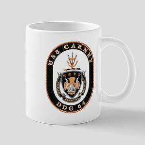 USS Carney DDG 64 US Navy Ship Mug