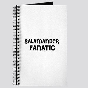 SALAMANDER FANATIC Journal